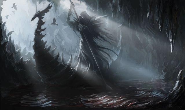 Art haron haron styx reka